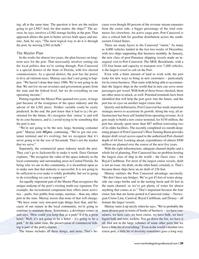 Maritime Logistics Professional Magazine, page 29,  Jan/Feb 2018