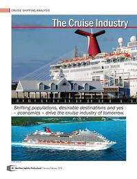 Maritime Logistics Professional Magazine, page 30,  Jan/Feb 2018