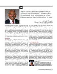 Maritime Logistics Professional Magazine, page 35,  Jan/Feb 2018