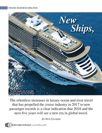 Maritime Logistics Professional Magazine, page 36,  Jan/Feb 2018