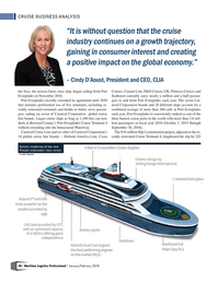 Maritime Logistics Professional Magazine, page 38,  Jan/Feb 2018