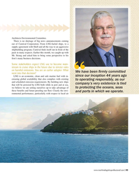 Maritime Logistics Professional Magazine, page 43,  Jan/Feb 2018