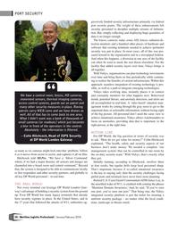 Maritime Logistics Professional Magazine, page 50,  Jan/Feb 2018