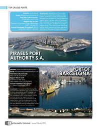 Maritime Logistics Professional Magazine, page 52,  Jan/Feb 2018