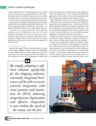 Maritime Logistics Professional Magazine, page 60,  Jan/Feb 2018