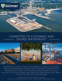 Maritime Logistics Professional Magazine, page 13,  Mar/Apr 2018