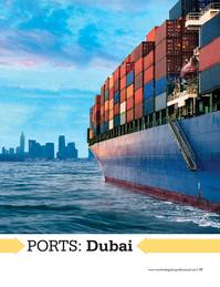 Maritime Logistics Professional Magazine, page 17,  Mar/Apr 2018