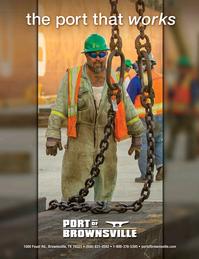 Maritime Logistics Professional Magazine, page 21,  Mar/Apr 2018
