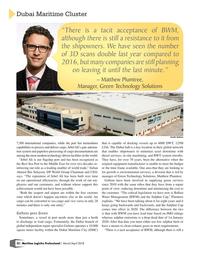 Maritime Logistics Professional Magazine, page 22,  Mar/Apr 2018