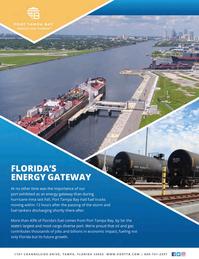 Maritime Logistics Professional Magazine, page 1,  Mar/Apr 2018