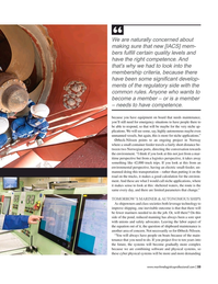 Maritime Logistics Professional Magazine, page 33,  Mar/Apr 2018