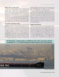 Maritime Logistics Professional Magazine, page 43,  Mar/Apr 2018