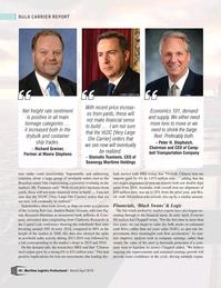 Maritime Logistics Professional Magazine, page 44,  Mar/Apr 2018