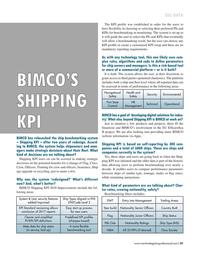 Maritime Logistics Professional Magazine, page 51,  Mar/Apr 2018