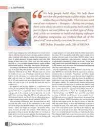 Maritime Logistics Professional Magazine, page 56,  Mar/Apr 2018