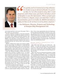 Maritime Logistics Professional Magazine, page 57,  Mar/Apr 2018