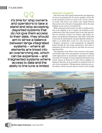 Maritime Logistics Professional Magazine, page 62,  Mar/Apr 2018