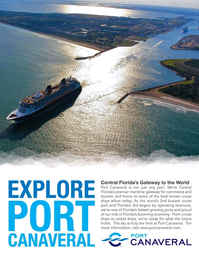 Maritime Logistics Professional Magazine, page 5,  Mar/Apr 2018