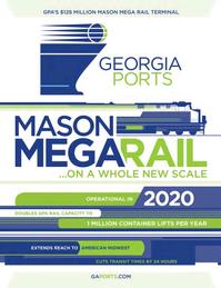 Maritime Logistics Professional Magazine, page 7,  Mar/Apr 2018