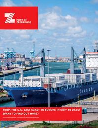Maritime Logistics Professional Magazine, page 17,  May/Jun 2018