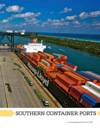Maritime Logistics Professional Magazine, page 19,  May/Jun 2018