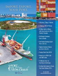 Maritime Logistics Professional Magazine, page 31,  May/Jun 2018