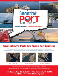 Maritime Logistics Professional Magazine, page 35,  May/Jun 2018