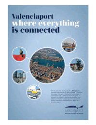 Maritime Logistics Professional Magazine, page 53,  May/Jun 2018
