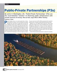 Maritime Logistics Professional Magazine, page 14,  Jul/Aug 2018