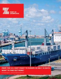 Maritime Logistics Professional Magazine, page 17,  Jul/Aug 2018
