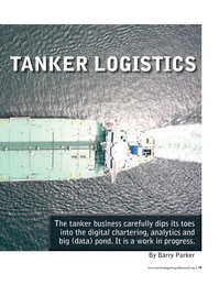 Maritime Logistics Professional Magazine, page 19,  Jul/Aug 2018