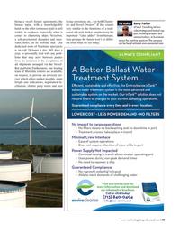 Maritime Logistics Professional Magazine, page 25,  Jul/Aug 2018