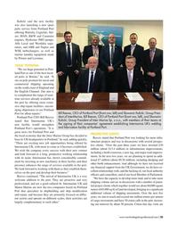 Maritime Logistics Professional Magazine, page 35,  Jul/Aug 2018