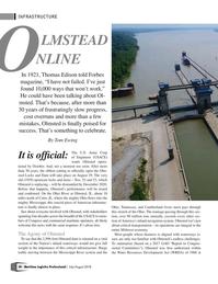 Maritime Logistics Professional Magazine, page 38,  Jul/Aug 2018