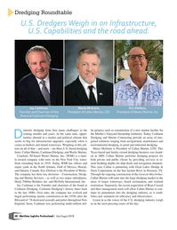 Maritime Logistics Professional Magazine, page 48,  Jul/Aug 2018