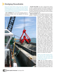 Maritime Logistics Professional Magazine, page 50,  Jul/Aug 2018