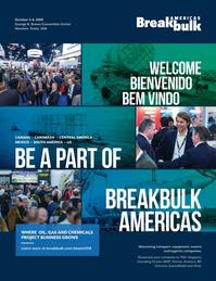 Maritime Logistics Professional Magazine, page 61,  Jul/Aug 2018