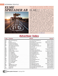 Maritime Logistics Professional Magazine, page 64,  Jul/Aug 2018