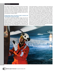 Maritime Logistics Professional Magazine, page 14,  Sep/Oct 2018