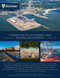 Maritime Logistics Professional Magazine, page 15,  Sep/Oct 2018