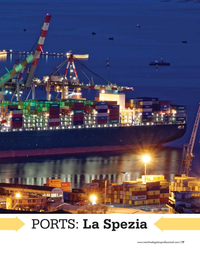 Maritime Logistics Professional Magazine, page 17,  Sep/Oct 2018