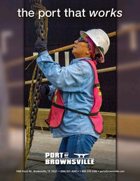 Maritime Logistics Professional Magazine, page 25,  Sep/Oct 2018