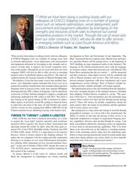 Maritime Logistics Professional Magazine, page 31,  Sep/Oct 2018