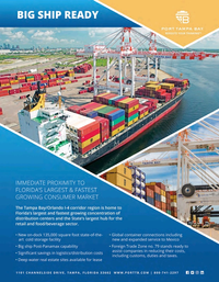 Maritime Logistics Professional Magazine, page 37,  Sep/Oct 2018