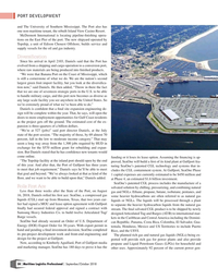 Maritime Logistics Professional Magazine, page 38,  Sep/Oct 2018