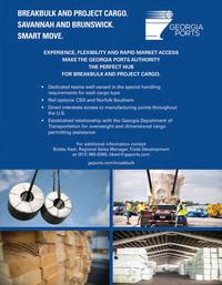 Maritime Logistics Professional Magazine, page 45,  Sep/Oct 2018