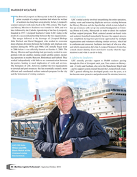 Maritime Logistics Professional Magazine, page 48,  Sep/Oct 2018