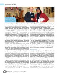 Maritime Logistics Professional Magazine, page 50,  Sep/Oct 2018