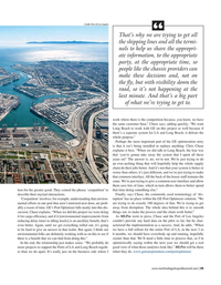 Maritime Logistics Professional Magazine, page 55,  Sep/Oct 2018