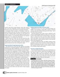 Maritime Logistics Professional Magazine, page 60,  Sep/Oct 2018
